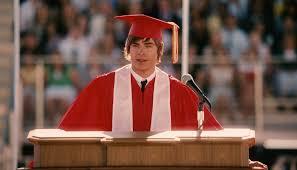 troy bolton s graduation speech is the best graduation speech ever