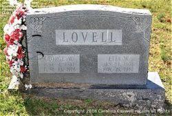 Etta Graham Ware Lovell (1903-1987) - Find A Grave Memorial