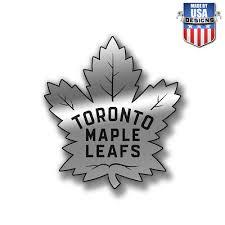 Toronto Maple Leafs Wall Decal Art Sticker Decor Vinyl Nhl Hockey Logo Sr225
