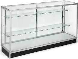 glass display cabinets ship