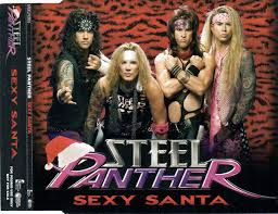 Steel Panther - Sexy Santa (2009, CD) | Discogs