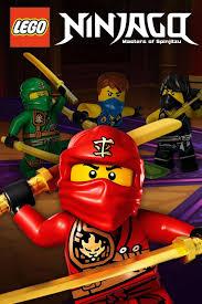 Lego Ninjago Spinjitzunun Ustaları Türkçe İzle