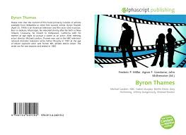 Byron Thames, 978-613-4-24019-2, 6134240192 ,9786134240192