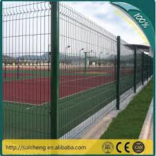 Guangzhou Factory Free Sample Garden Border Fence Galvanized Steel Fence Panels Pvc Garden Fence Global Sources