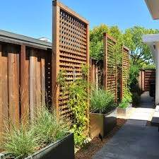 Pin On Fences And Privacy Landscaping