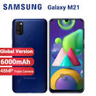 Global Version Samsung Galaxy M21 M215F/DS Mobile