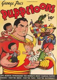 George Pal's Puppetoons 01 (Fawcett) - Comic Book Plus