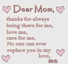 cute love messages for mom i love you