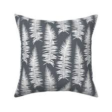 Fern Gray - Spoonflower