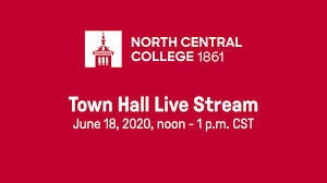 Town Hall Live Stream