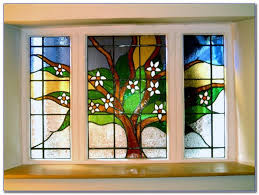 custom stained glass window inserts