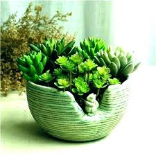 metal wall hanging flower baskets pots