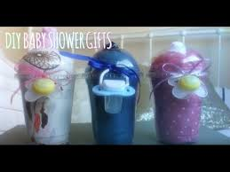 diy how to make baby shower gifts