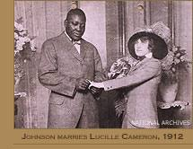 File:Jack and Lucille Johnson.jpg - Wikimedia Commons