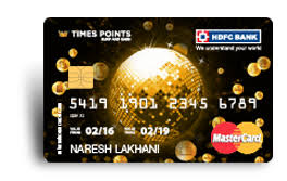 times points debit card earn times