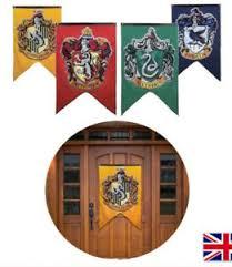 harry potter hogwarts house wall