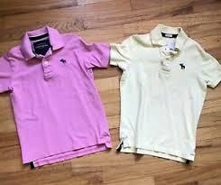 kids boys polo shirts size small