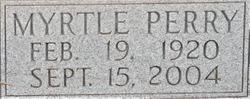 Iva Myrtle Perry Scoggins (1920-2004) - Find A Grave Memorial
