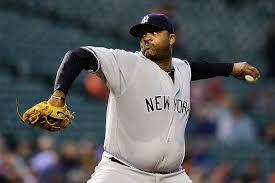 Retired Major League Baseball Star CC Sabathia Weight Loss Photo