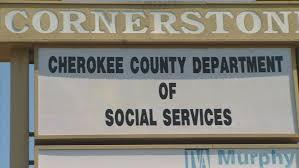 cherokee county nc dss