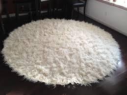 craigslist crushes flokati rugs tapijt