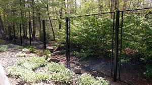New Steel Hex Web Fence Kit Deerbusters Com