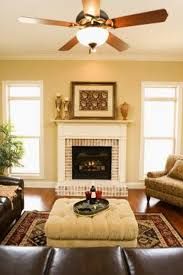 hang a painting over a fireplace mantel