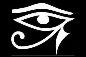 Eye Of Ra Horus Egyptian God Vinyl Decal Sticker Window Wall Bumper Pagan Symbol