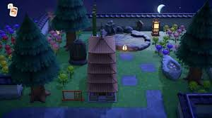 Acnh Outdoor Bath Designs How To Make A Hot Spring Animal Crossing New Horizons Gamewith In 2020 Spring Animals Animal Crossing Outdoor Baths
