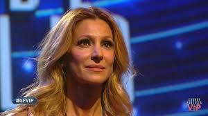 Grande Fratello Vip, Adriana Volpe dopo la lettera del marito ...