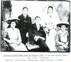 Edwin Thomas Hayes (1887 - 1965) - Genealogy