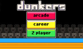 dunkers unblocked play dunkers a
