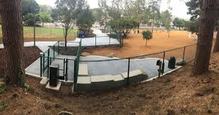 New Off Leash Park Opens At Mackenzie The Santa Barbara Independent