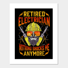 retired electrician retirement
