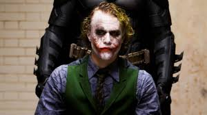dark knight heath ledger asked christian bale to hit him for
