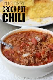 easy crock pot chili recipe simple