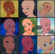 bald and beautiful disney princesses quiz by happywife