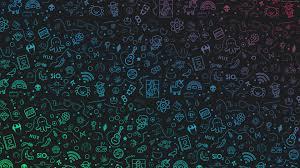 wallpaper abstract artwork dark