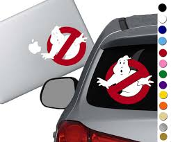 Ghostbusters Decal Sticker For Cars Laptops Phones And More
