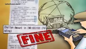Truck driver fined Rs 6 lakh in Odisha, but under old traffic rules