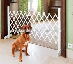 Yard Indoor Temporary Free Standing Expandable Portable Movable Folding Pvc Plastic Cheap Children Pet Ca Temporary Fence For Dogs Portable Dog Fence Dog Fence