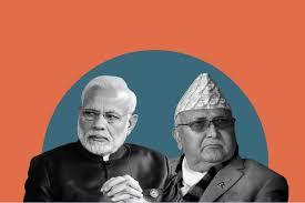 सीमा विवाद को सुलझाने के लिए भारत को ...
