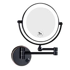 makeup mirror wall mount led