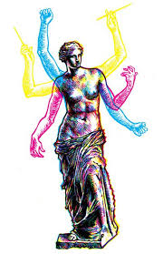 Venus de Milo is Made of Rock by Paul Sheaffer   Venus de milo, Venus art,  Venus painting