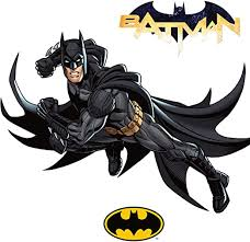 Amazon Com Fathead Batman Action The New 52 X Large Officially Licensed Dc Removable Wall Decal Home Kitchen
