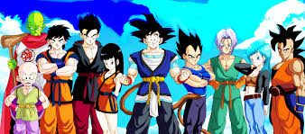 anime cartoon dragon ball gt