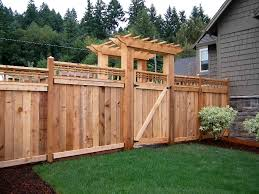 Wood Fence Designs Pics Wood Fence Designs Archives Broward County Fence Woodsinfo