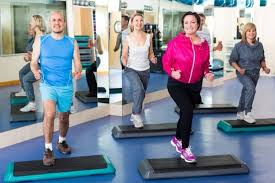 words for exercise and getting in shape
