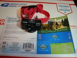 Petsafe Professional Prolite Ul 275 Pro Tx Dog Fence Collar For Sale Online Ebay