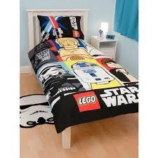 kids lego star wars duvet quilt cover